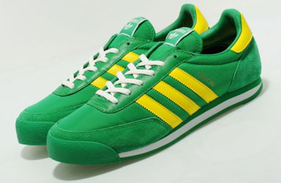 Adidas Green Trainers Trainers Reissued in Green