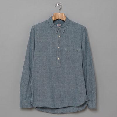 Half Button Down Shirt Mens | Is Shirt