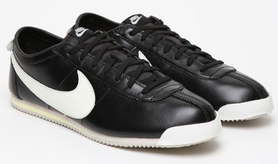 the best attitude 88e6d a3423 ... Trainers 966760 Not always keen on Nike reissues, often a bit too  colourful and sometimes a but Cortez Classic OG Leather Black ...