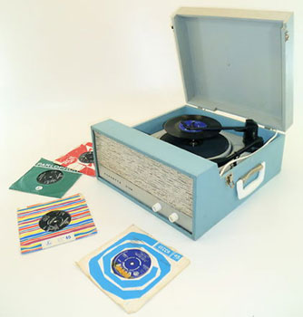 Image result for dansette viva record player