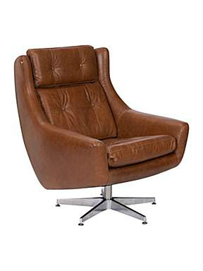 Superbe No 1960s Or 70s Pad Was Complete Without Its Swivel Chair For Some Bond  Villain Action. If You Want That Style From The High Street, Take A Look At  The ...