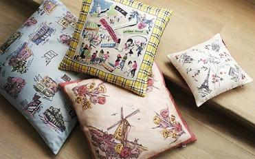 Europe cushions