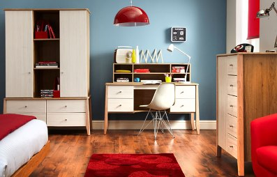 retro bedroom furniture range from dreams to go
