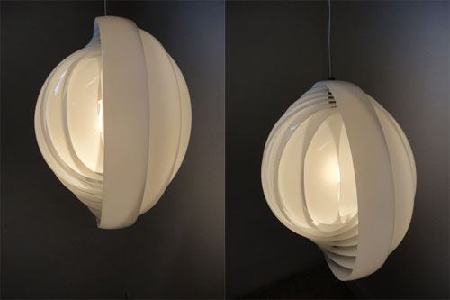 Ebay watch 1960s verner panton moon ceiling light retro to go according to the seller this isnt a reproduction this is an original verner panton moon ceiling light produced by verpan aloadofball Images