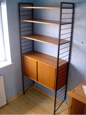 premium selection 3ad0a 6acbc eBay watch: Midcentury Ladderax modular shelving and storage ...