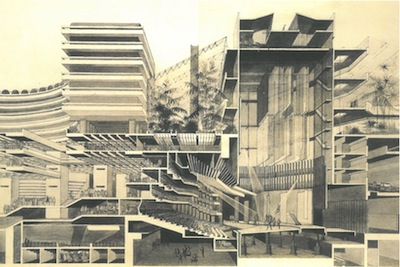 Barbican_cross_section
