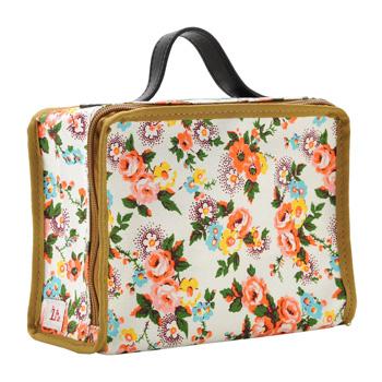 Lale rose suitcase