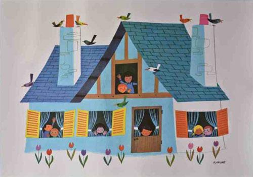 Alain-gree-my-happy-house