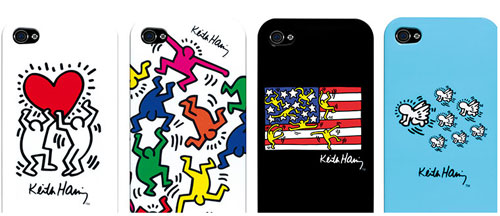 Keith-haring-i-phone