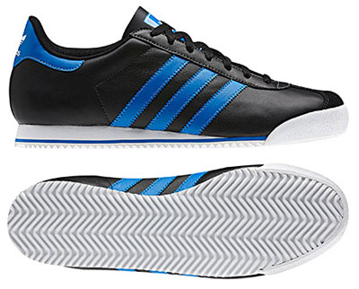 25ed1e05bd8 A touch of nostalgia as well as a practical bit of modern-day footwear with  the reissue of these Adidas Kick trainers.