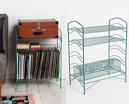 Record Player Stand And Storage Unit At Urban Outfitters Retro To Go