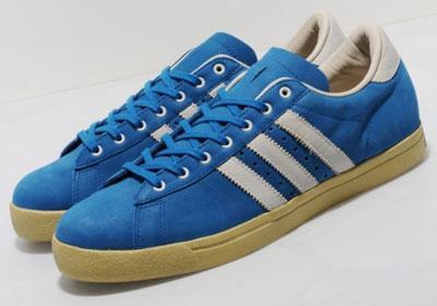 Adidas Originals Vintage Greenstar Trainers Retro To Go