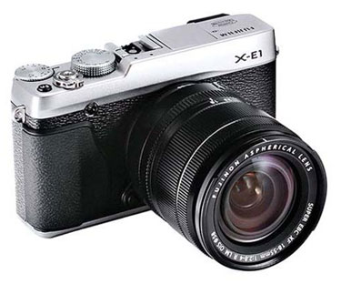 Fujifilm-x-e1