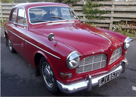 eBay watch: 1960s Volvo 121 Amazon automatic - Retro to Go