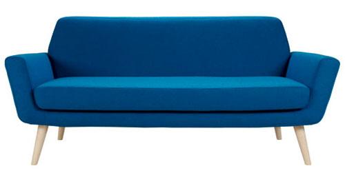 Retro Style Sofas Rooms - Retro style sofa