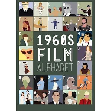1960s film alphabet