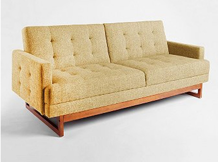Rarely Sold In The Uk It S Very Prominent Us Especially Furnishings With Midcentury Inspiration This Either Or Convertible Sofa