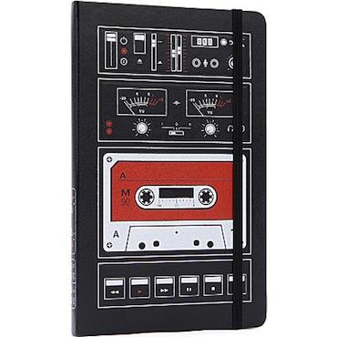 Moleskine cassette notebook