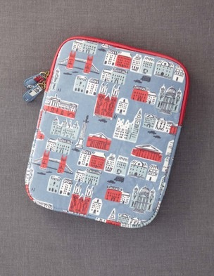 Boden sailor london pattern