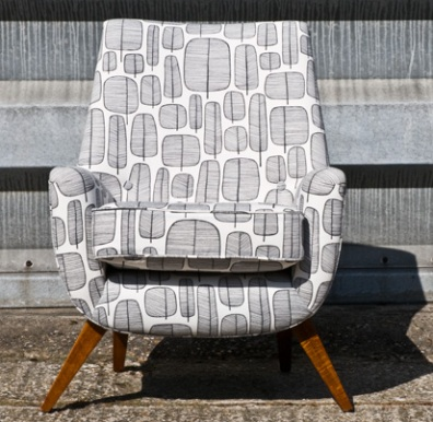 missprint henry chair retro to go