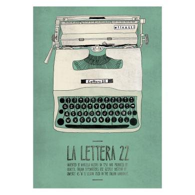 La lettera 22
