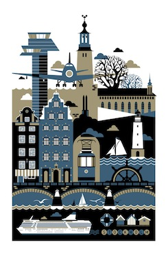 Stockholm by Koivo