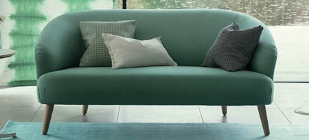 Smooth sofa Designers Guild