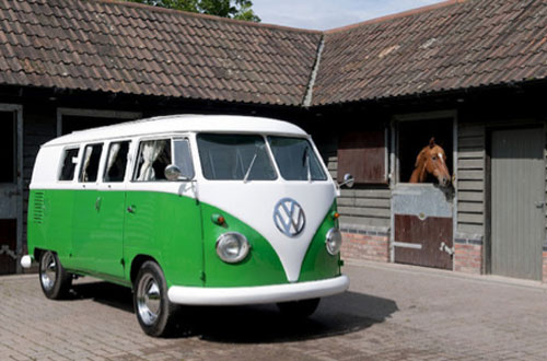 I Think Its Fair To Say That This Fully Restored 1950s Volkswagen Split Screen Camper Van Is A Lovely Looking Thing Also Up For Auction