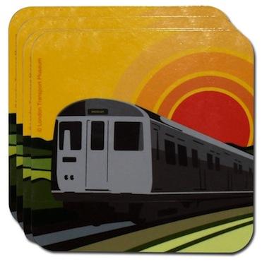 Metropolitan line coasters