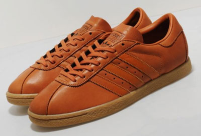 Mens Tobacco Trainers adidas