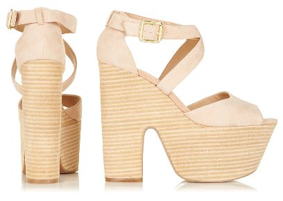 246f5df7f26 Lacie Cut Out Platforms from Topshop