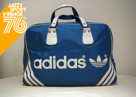 0e6c3f5c3c You should search eBay for vintage Adidas sports holdalls. You ll find some  cool old school designs going up pretty much every day – but you ll also  find ...
