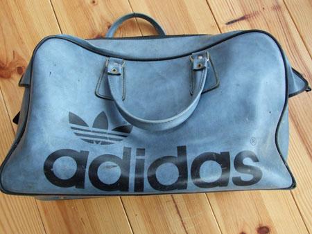559b50a777f eBay watch: Vintage Adidas sports holdalls - Retro to Go