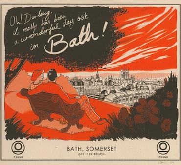 Fresson Bath print