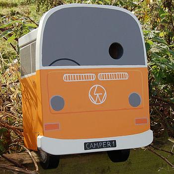 Camper Van birdhouse