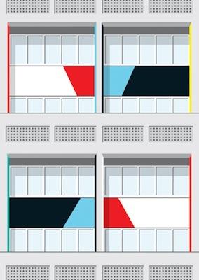 Corbusier cards