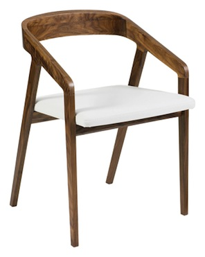 Vida dining chair from Dwell - Retro to Go