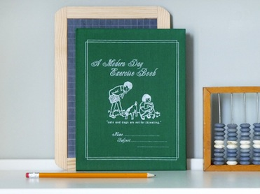 Cats and dogs linen books