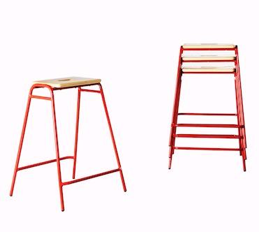 Working girl stool