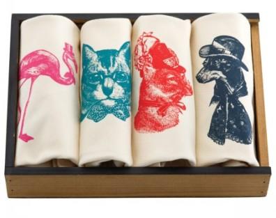 Kt20cwna-sophisticated-animal-napkin-set