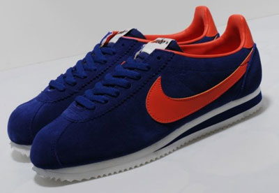 free shipping 01587 84b0e 1970s Nike Cortez trainers reissued with a suede upper ...