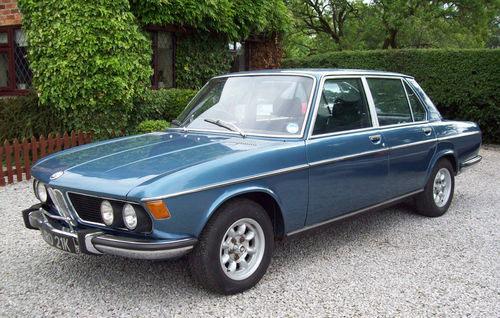 Bmw 2002 Tii For Sale >> eBay watch: 1970s BMW E3 2500 Auto car | Retro to Go