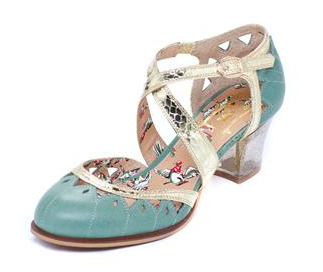 Retro from Lalique Miss Fire L to Go heels POkZiuX