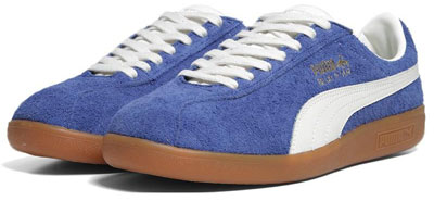 Puma x Shadow Society Red Star and Blue Star trainers - Retro to Go 6c2ccca816