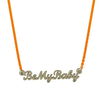 Be My Baby necklace