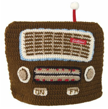 Radio tea cosy