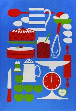 Daphne Padden tea towel