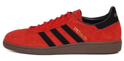 0a81b250b2fa 1970s Adidas Spezial trainers reissued in two suede colour options ...