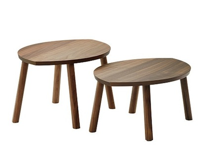 Stockholm nest of tables