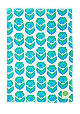 Lilly Loray tea towel